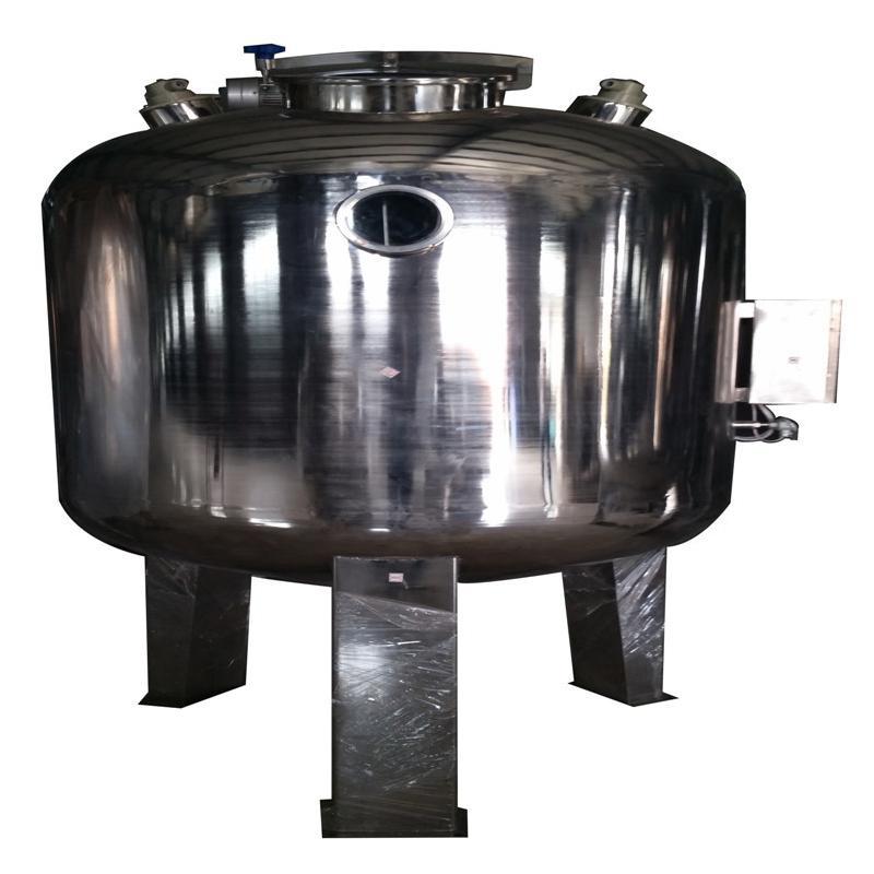 不锈钢发酵罐储罐结构及